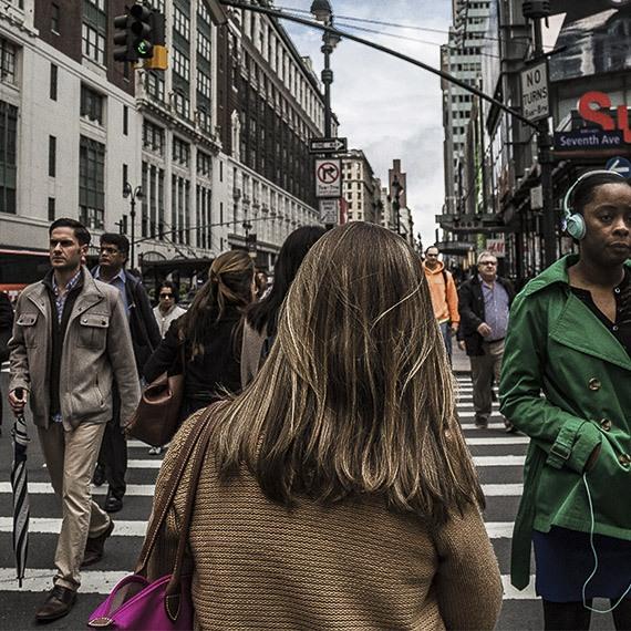 Walking Tours at New York