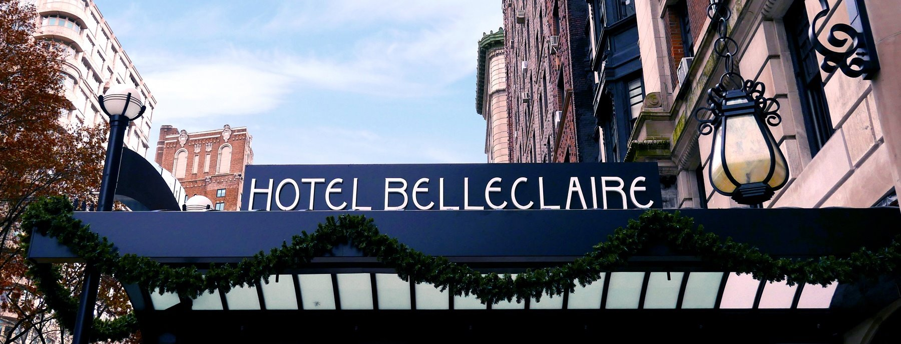 Hotel Belleclaire at New York