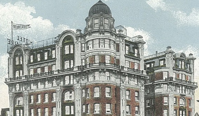 A Historic NYC Hotel Belleclaire