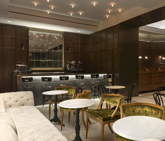 The New York Times - Hotel Belleclaire: A Dowager on the Rise 2018-01-16