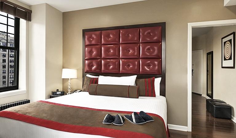 Hotel Belleclaire Parlor Suites, New York