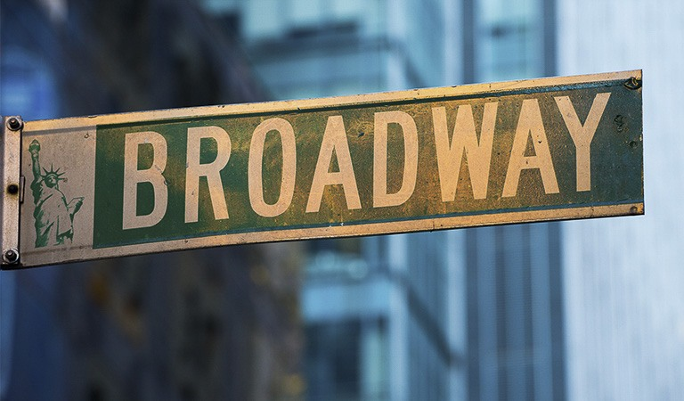 Broadway & The Theater District at New York